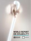copertina rapporto mondiale disabilità - OMS 2011